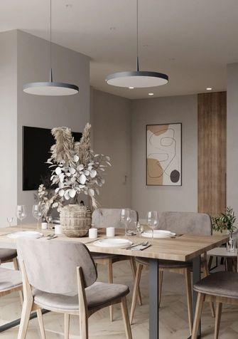 10-15万70平米一室两厅现代简约风格餐厅欣赏图