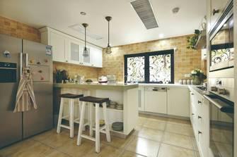 三室两厅欧式风格厨房欣赏图