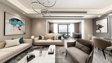 15-20万100平米现代简约风格客厅欣赏图