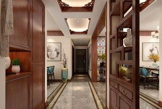 120平米三室两厅中式风格走廊效果图
