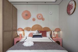 140平米别墅中式风格青少年房图