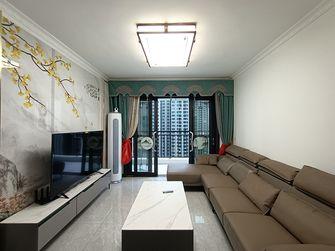 富裕型110平米四室两厅中式风格客厅装修效果图
