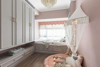 富裕型80平米三室一厅现代简约风格青少年房图