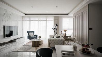 豪华型120平米法式风格客厅装修案例