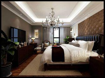 140平米四新古典风格卧室欣赏图
