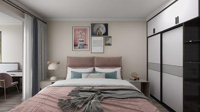 三室两厅北欧风格卧室设计图