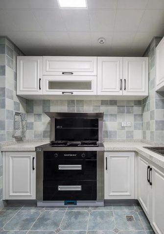 富裕型70平米田园风格厨房效果图