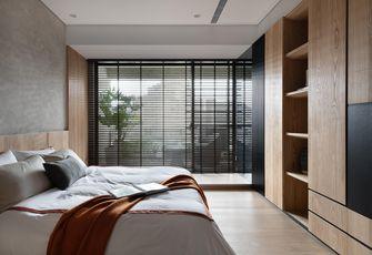 3-5万60平米一居室日式风格卧室图
