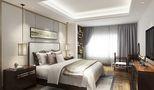 20万以上140平米四新古典风格卧室设计图