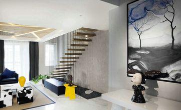 豪华型140平米四室两厅北欧风格楼梯间装修效果图