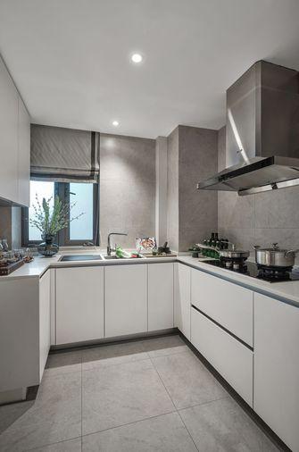 20万以上140平米三室两厅中式风格厨房图片大全