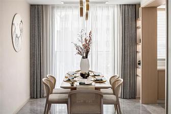 20万以上140平米三室两厅新古典风格餐厅装修案例