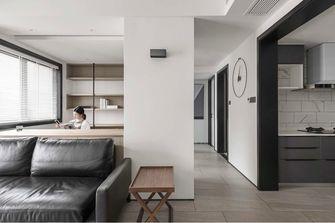 经济型90平米三室一厅现代简约风格厨房欣赏图