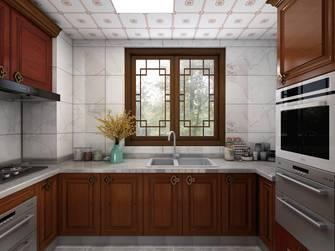 20万以上三中式风格厨房装修图片大全