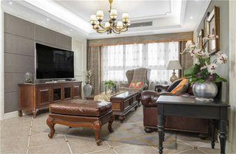 20万以上140平米三室两厅美式风格客厅设计图