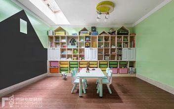 20万以上140平米别墅欧式风格书房图片大全