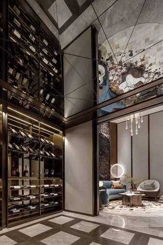 豪华型140平米别墅中式风格储藏室欣赏图