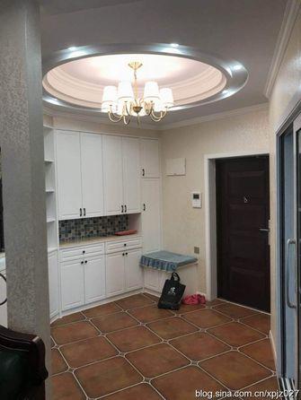 5-10万120平米三室两厅欧式风格玄关图