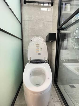 3万以下50平米现代简约风格卫生间装修图片大全