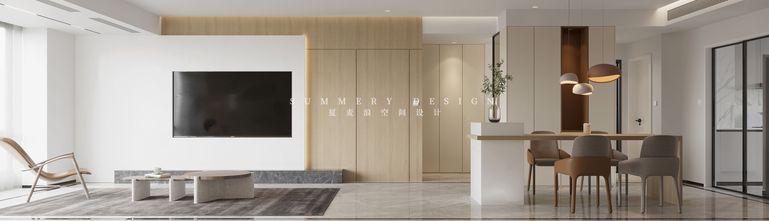 20万以上140平米四室两厅混搭风格客厅装修案例