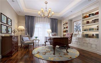 富裕型140平米三室两厅混搭风格阳台设计图