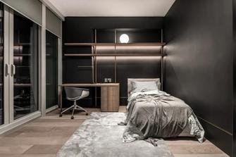120平米现代简约风格青少年房装修图片大全
