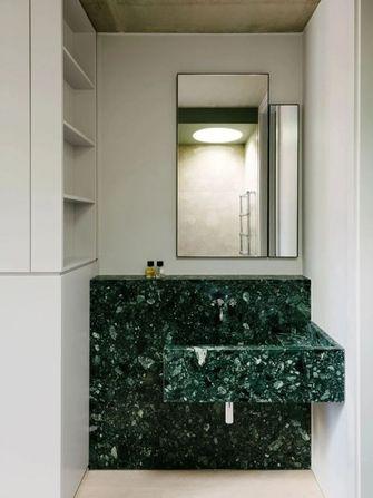 20万以上120平米公寓现代简约风格卫生间图片