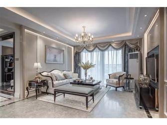 20万以上140平米四室两厅欧式风格客厅效果图