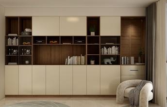 10-15万130平米三室两厅现代简约风格书房图片