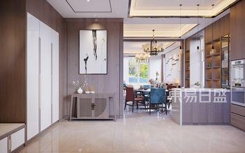 豪华型140平米别墅中式风格玄关装修效果图