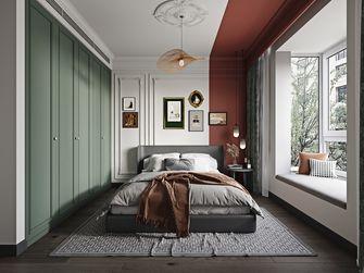 20万以上140平米四室两厅法式风格卧室装修图片大全