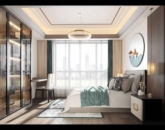 豪华型140平米别墅中式风格客厅图片