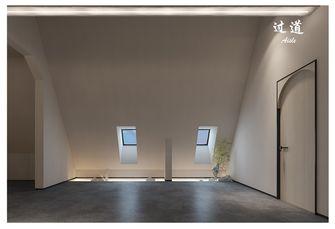 20万以上140平米复式现代简约风格阁楼装修案例
