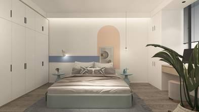 20万以上140平米三室两厅现代简约风格青少年房效果图