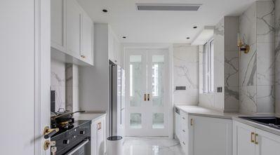 豪华型140平米别墅美式风格厨房效果图