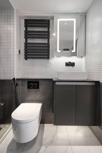 经济型40平米小户型现代简约风格卫生间装修图片大全