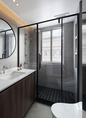 富裕型120平米三现代简约风格卫生间装修图片大全
