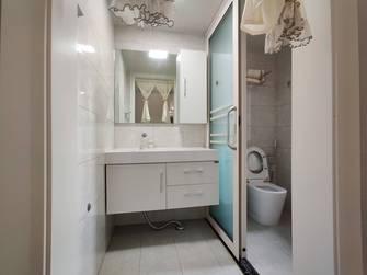 120平米三室两厅美式风格卫生间欣赏图