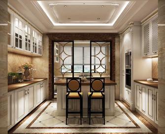 豪华型140平米别墅法式风格厨房设计图
