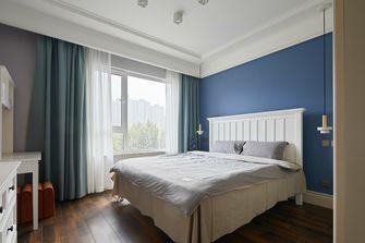 经济型70平米混搭风格卧室图