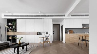 110平米北欧风格客厅装修案例