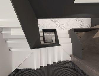 140平米四室三厅现代简约风格楼梯间设计图