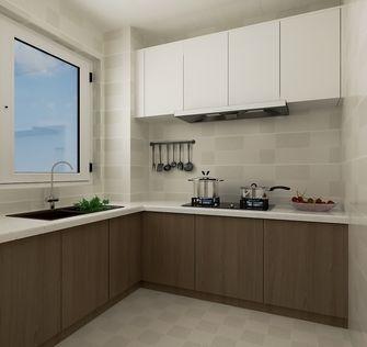 富裕型120平米三室两厅新古典风格厨房欣赏图