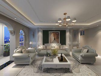 10-15万110平米一室一厅欧式风格客厅图