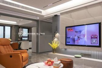 豪华型140平米四室四厅轻奢风格客厅装修效果图
