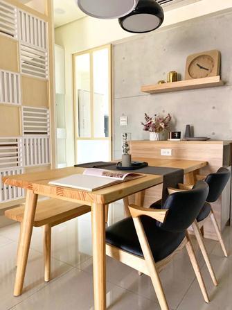 经济型70平米三室两厅日式风格餐厅图片