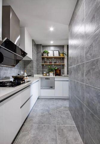 经济型70平米北欧风格厨房效果图