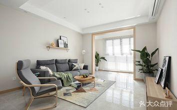 豪华型120平米四日式风格客厅图