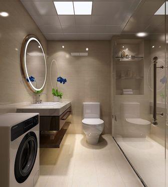 100平米中式风格卫生间装修案例
