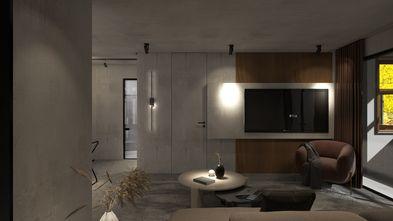 豪华型70平米港式风格客厅欣赏图
